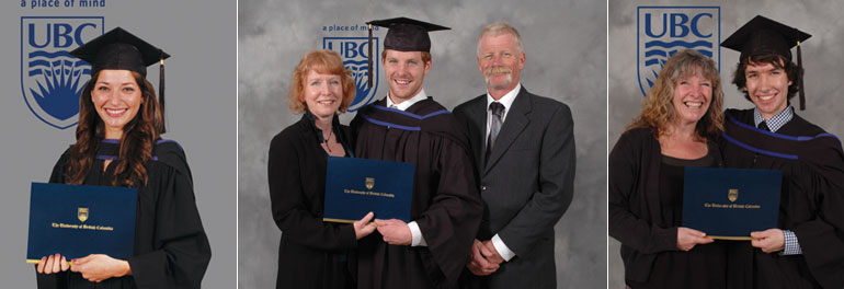 UBC Graduation